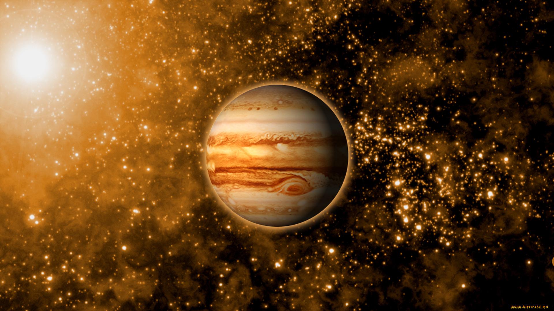 картинки космос планета юпитер пожарные расчёты